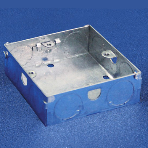 3*3*16 GI Box Manufacturers, 3*3*16 GI Box Factory, Supply 3*3*16 GI Box