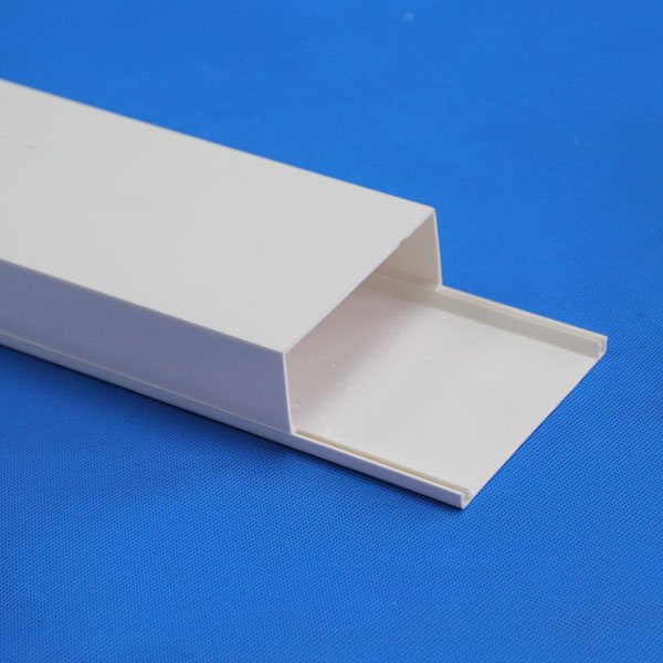 Full size of the PVC trunking