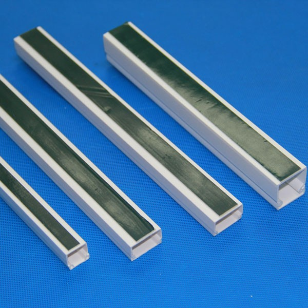 PVC Trunking With Adhesive Manufacturers, PVC Trunking With Adhesive Factory, Supply PVC Trunking With Adhesive