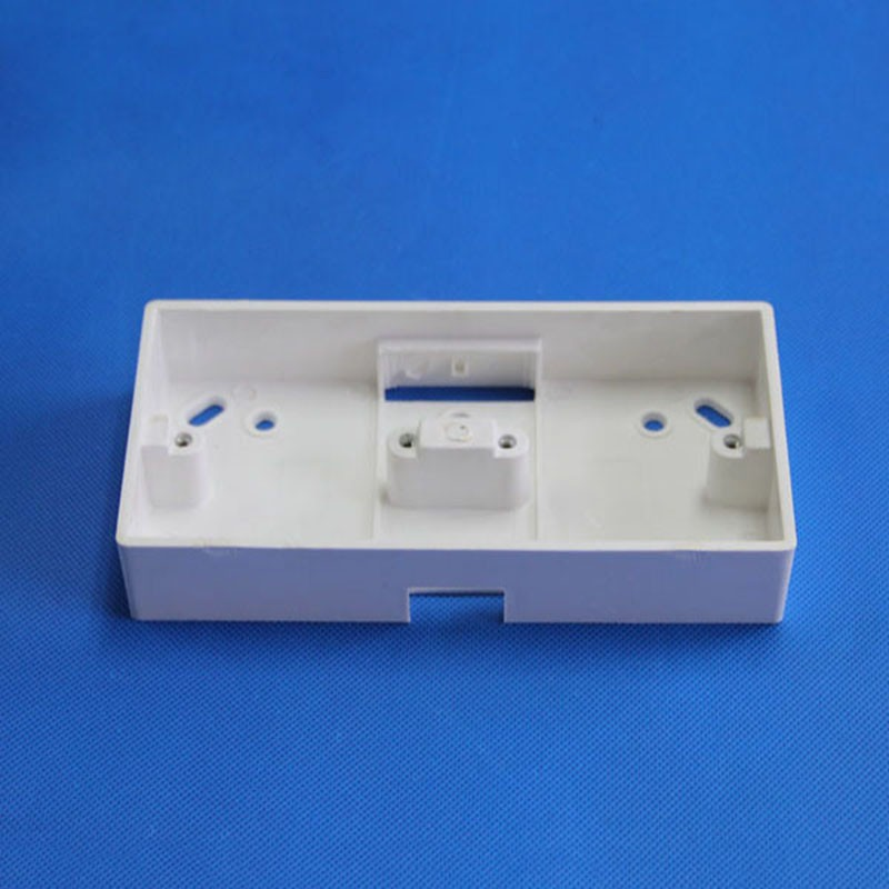 Two Gang PVC Junction Box Manufacturers, Two Gang PVC Junction Box Factory, Supply Two Gang PVC Junction Box