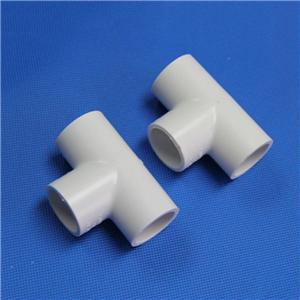 Equal Tee for Electrical pvc pipe