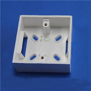 86*86mm Switch Box for PVC trunking