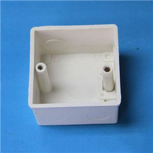 86*86mm Switch Box for PVC pipe