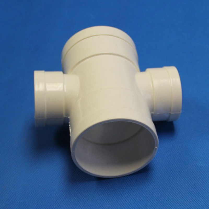 Planar Cross For Drainage Pipes