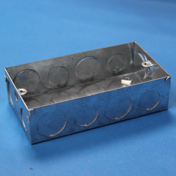 3*6*35 GI Box Manufacturers, 3*6*35 GI Box Factory, Supply 3*6*35 GI Box