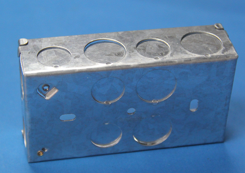 3*6*25 GI Box Manufacturers, 3*6*25 GI Box Factory, Supply 3*6*25 GI Box