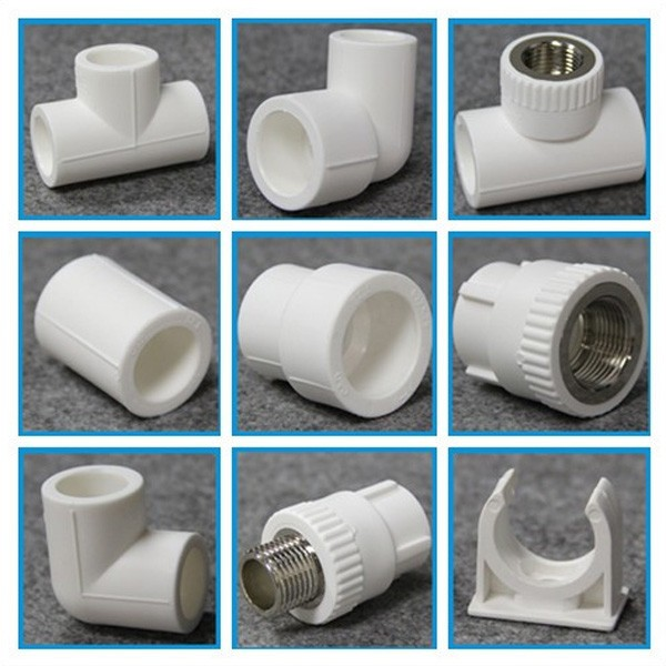 PPR Male Tee Manufacturers, PPR Male Tee Factory, Supply PPR Male Tee