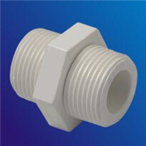 Double Male Thread Adapter