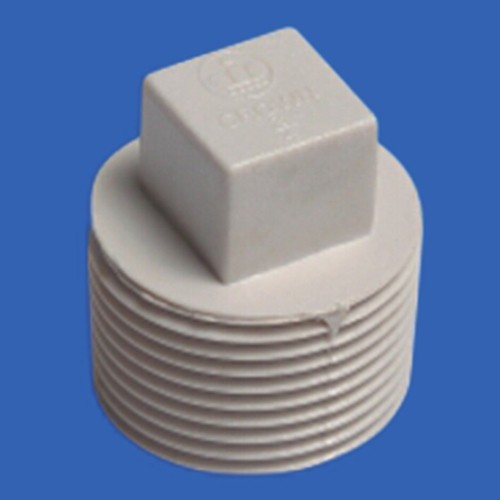 Male Thread End Plug